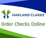 Order Checks with Harland Clarke